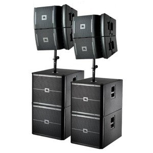 jbl powered speakers. 4 x jbl vrx932lap powered speakers, vrx918sp subwoofers , 2 subwoofer pole attachments jbl speakers