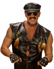 AnyHire Biker Men Costume for rent/hire in Australia/Northern Territory/Winnellie (0820)  sc 1 st  AnyHire & AnyHire: Biker Men Costume for rent/hire in Australia/Northern ...